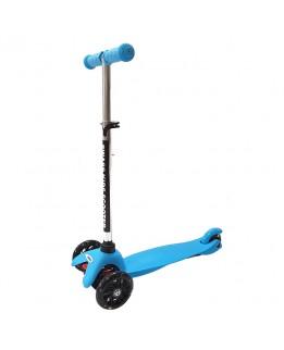 SWASS Kids Scooter - Blauw