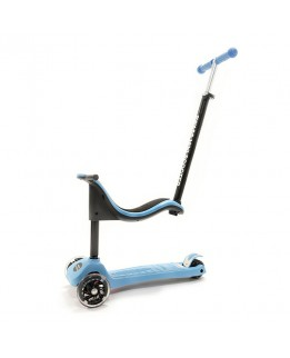 SWASS Mini Scooter 4 in 1 - Blauw