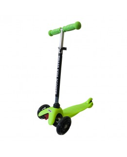 SWASS Kids Scooter - Groen