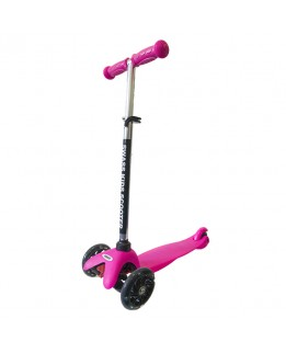 SWASS Kids Scooter - Roze
